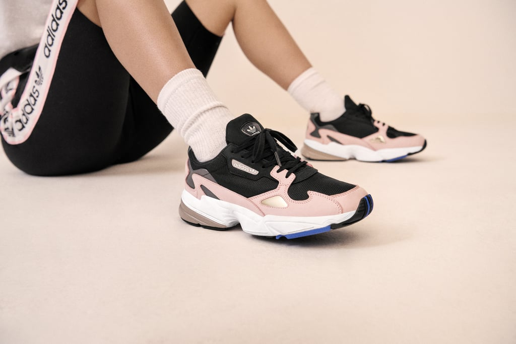 fee886e292c4 Kylie Jenner Adidas Falcon Sneakers 2018