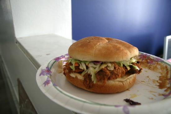 Sunday Dinner: Pulled Pork Sandwiches