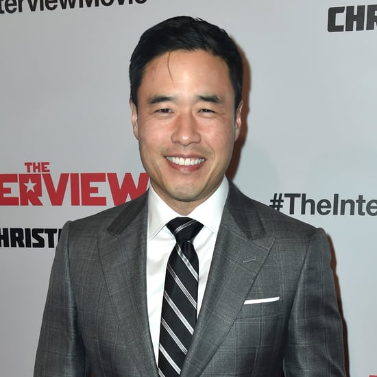 Randall Park Reaction to The Interview