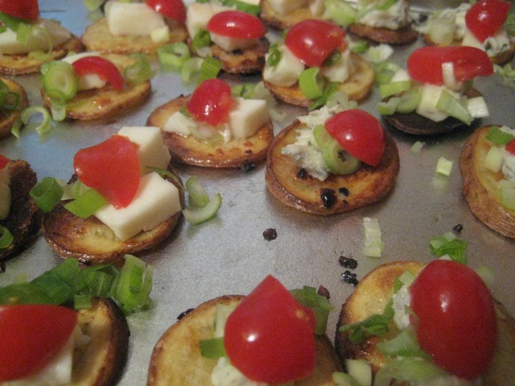 Gourmet Nacho Bites