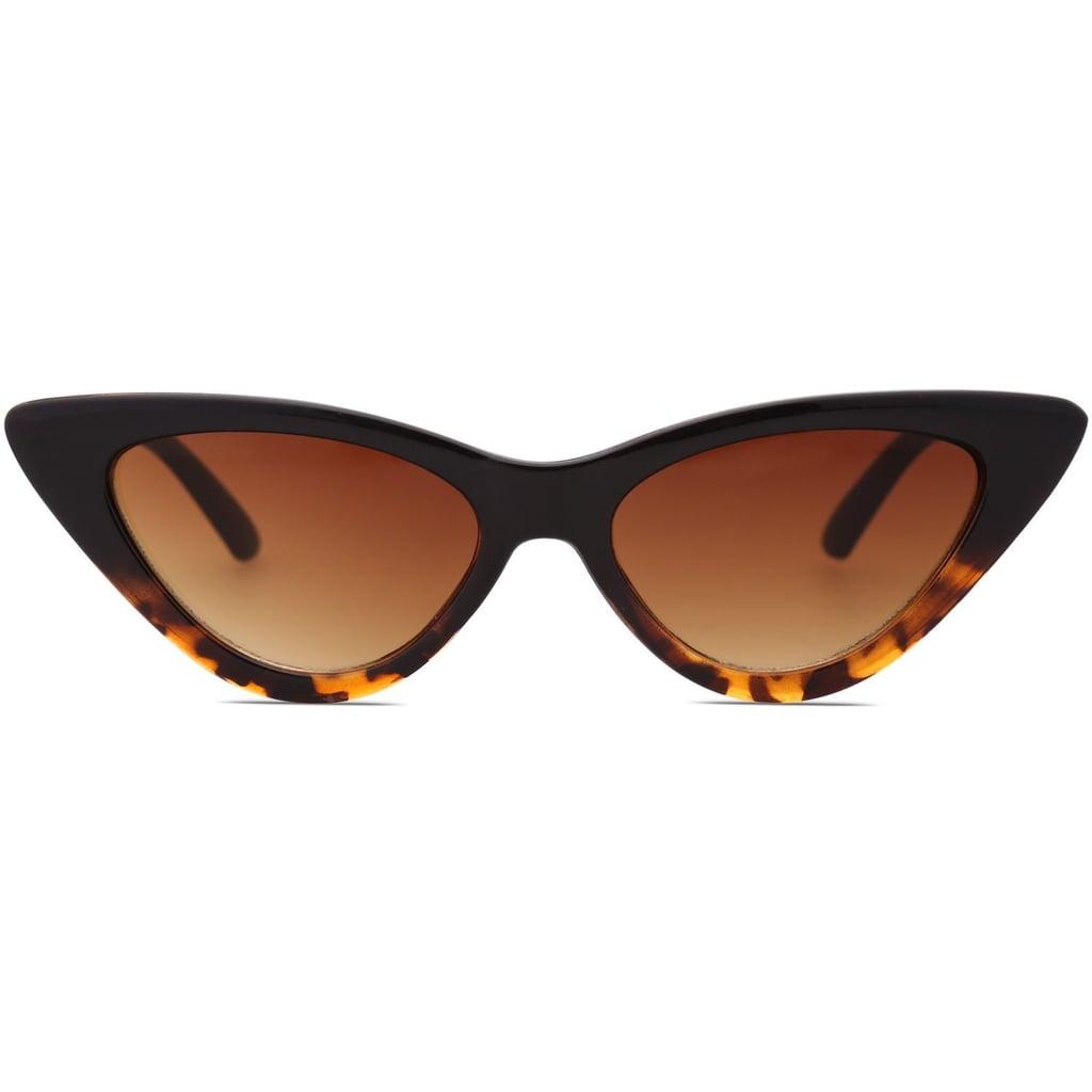 9d1e5ffddf9f SojoS Clout Cat-Eye Sunglasses