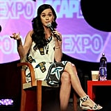 "Katy Perry attended the 2013 ASCAP ""I Create Music"" Expo inside the Loews Hollywood Hotel in LA."