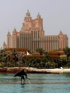 Pictures of $1.5 Billion Atlantis Hotel in Dubai