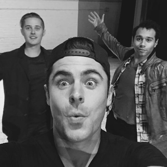 High School Musical Reunion With Zac Efron 2016