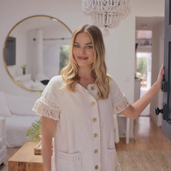 Margot Robbie's House in the Vogue 73 Questions Video