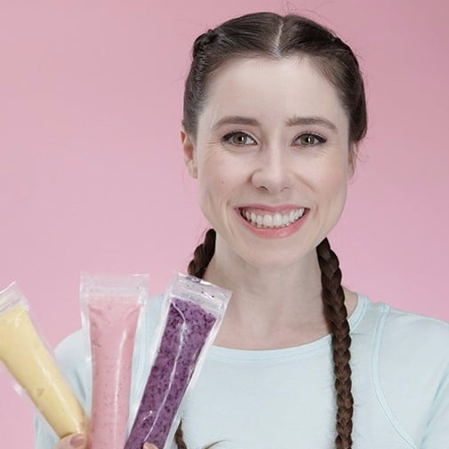 How to Make Yogurt Pops