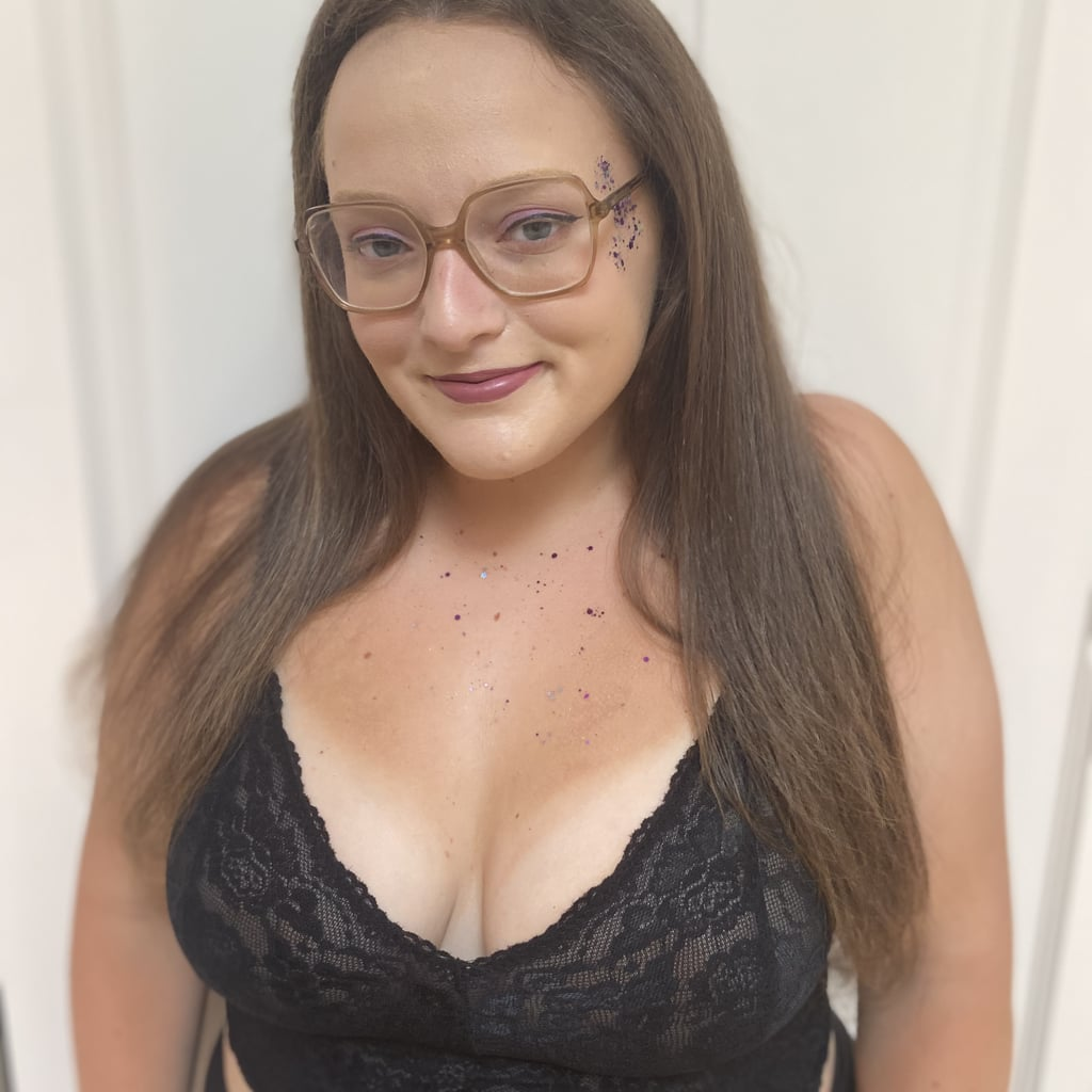 Wearing Lingerie For the First Time as a Curvy Woman