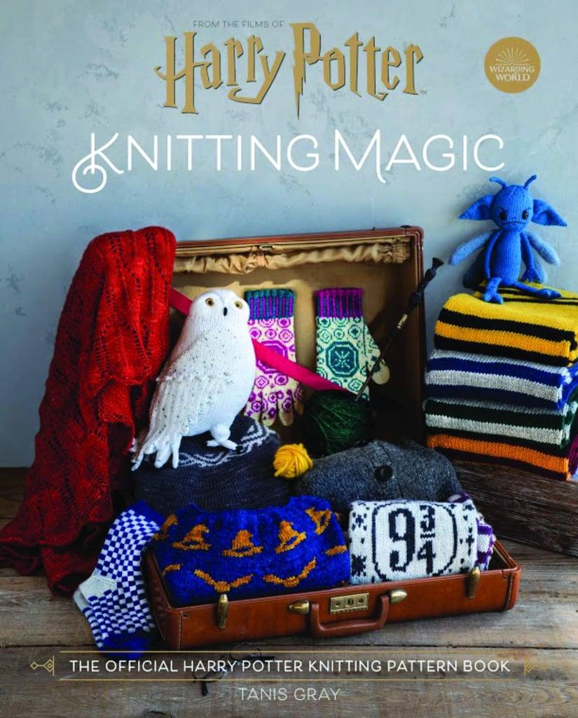 Harry Potter Knitting Magic Pattern Book