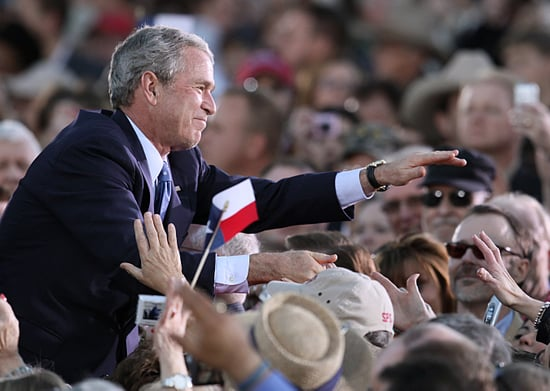 Bush Sees No Post-Power Legacy Bump —  How Do You Feel?