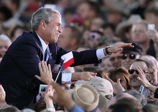 Bush Sees No Post-Power Legacy Bump —  How Do You Feel?
