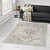 Mayfair Area Rug in Oyster/Biscuit
