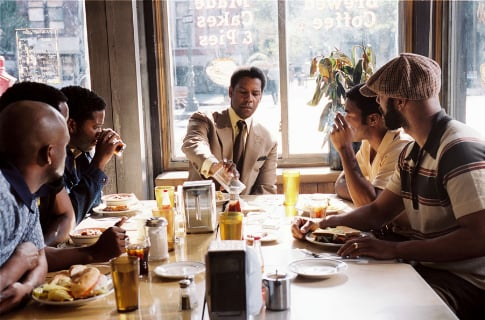 American Gangster Whacks the Box Office