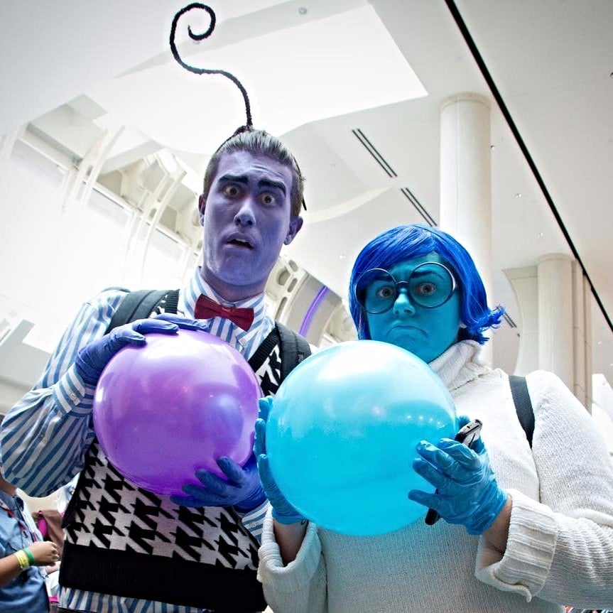 Diy Pixar Costumes Popsugar Smart Living