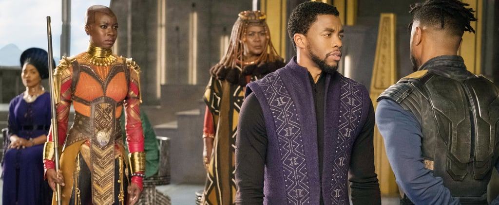Did Chadwick Boseman Film Black Panther 2?