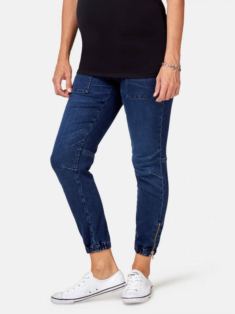 Some other recommendations for jeans that are equal parts sleek and comfortable include the Annett Maternity Cuffed Jean and Alex Maternity Skinny Ankle Jean. They're making a name for themselves for their quality fabrics, comfortable features and fashionable form. Feeling ready to invest in some jeans that'll be there for you through thick and thin? Well, if you buy a pair of jeans from Jeanswest, you can grab a second pair for just $10. Your wardrobe will thank you later.