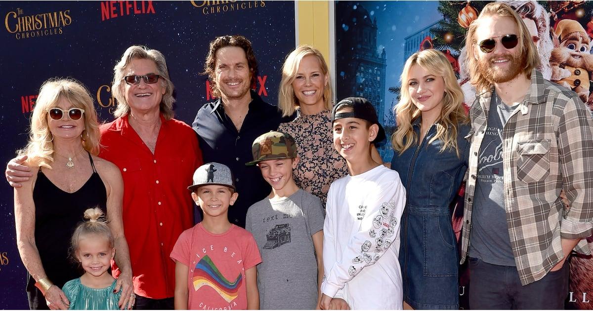 A holiday family affair