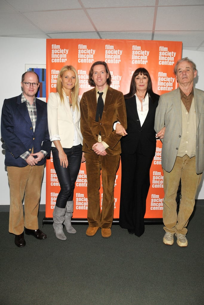 Gwyneth Paltrow and Bill Murray Reunite to Mark 10 Years Since Tenenbaums