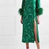 Chrissy's Exact Green Dress