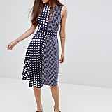 Warehouse Gingham Dress