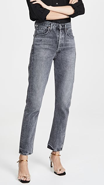 Citizens of HumanityCharlotte High Rise Straight Jeans