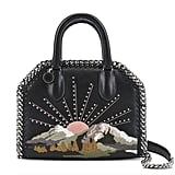 Stella McCartney Black Falabella Box Nashville Mini Bag