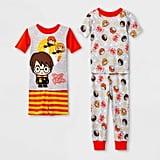 Toddler Boys' Harry Potter Pajama Set