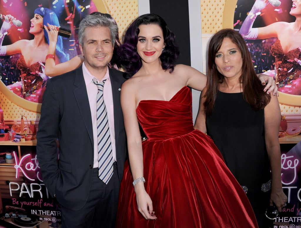 Dan Cutforth, Katy Perry and Jane Lipsitz