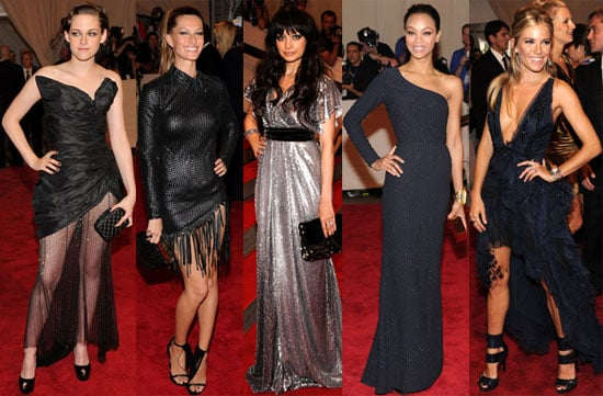 Pictures of Costume Institute Gala Red Carpet Including Kristen Stewart, Sienna Miller, Sarah Jessica Parker and More! 2010-05-04 02:00:46