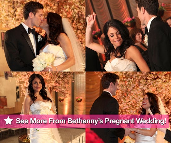 Photos of Bethenny Frankel's Wedding