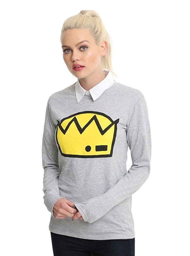 Betty Crown Long-Sleeved Shirt