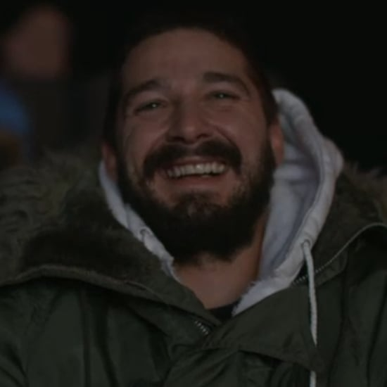 Shia LaBeouf Watching His Own Movies Pictures