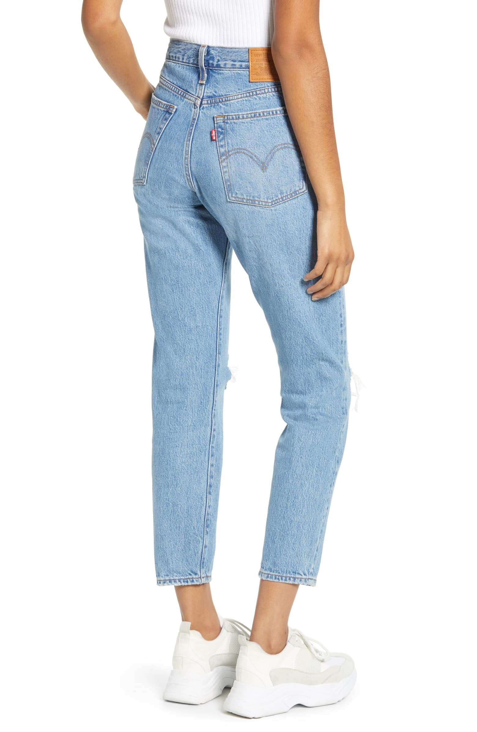 Best Jeans For All Women 2020 Guide Popsugar Fashion Our skinniest cut is tightly contoured, from the waist. best jeans for all women 2020 guide