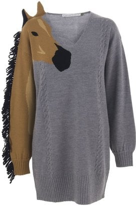 JC de Castelbajc Horse Sweater Dress: Love It or Hate It?