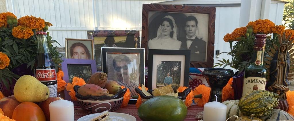 How to Respectfully Build a Día de los Muertos Altar