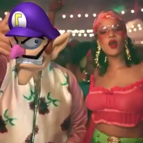 "Rihanna's ""Wild Thoughts"" Song With Waluigi Sounds"