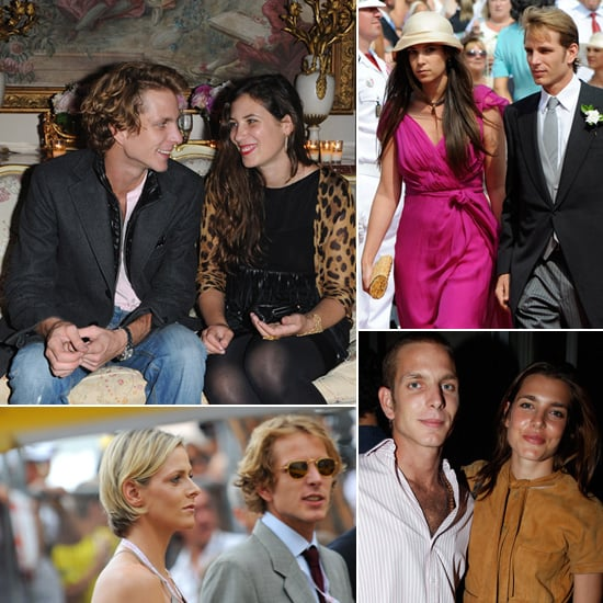 Meet Andrea Casiraghi, the Latest Monaco Heir to Give Us a Royal Wedding