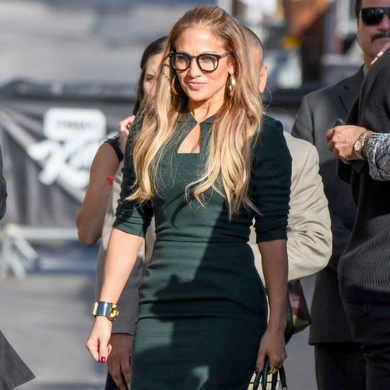 Jennifer Lopez Street Style 2017