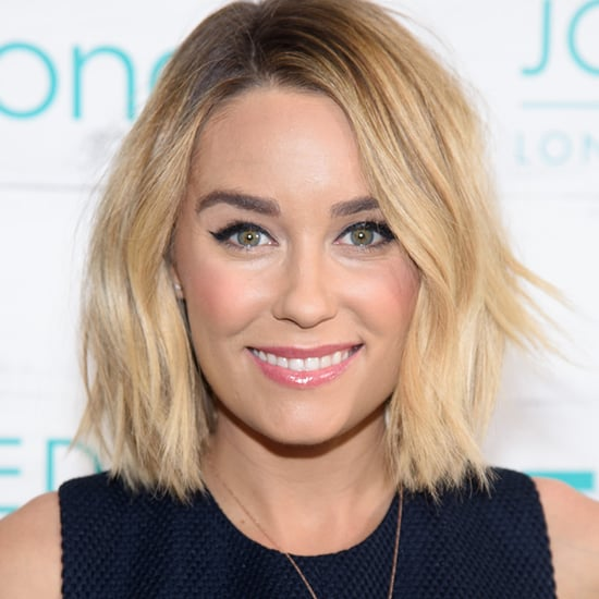 Lauren Conrad Long Hair Balayage