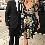 Pictures of David Walliams and Lara Stone Wedding