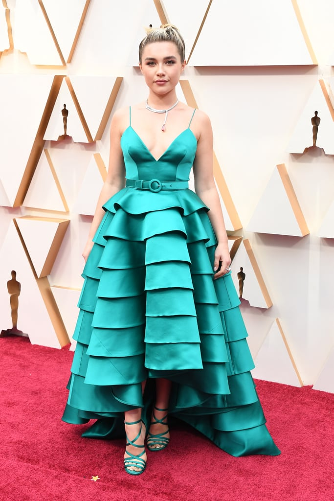 Florence Pugh at the 2020 Oscars