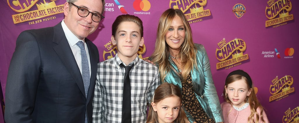 Sarah Jessica Parker and Matthew Broderick's Family Is as Sweet as the Big Apple