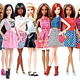 Mattel's Barbie Fashionistas