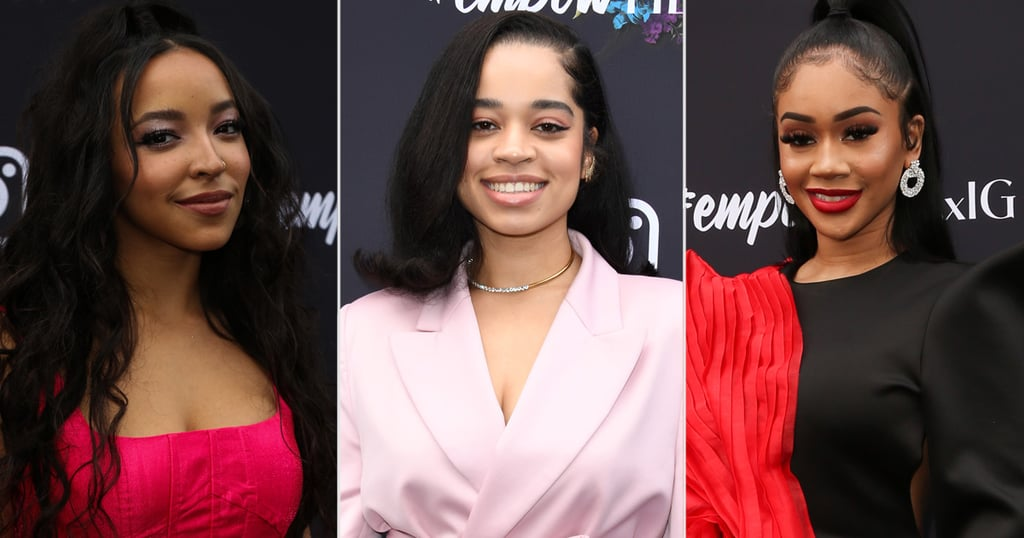 Celebrities at Instagram's 2020 Grammys Luncheon | Pictures