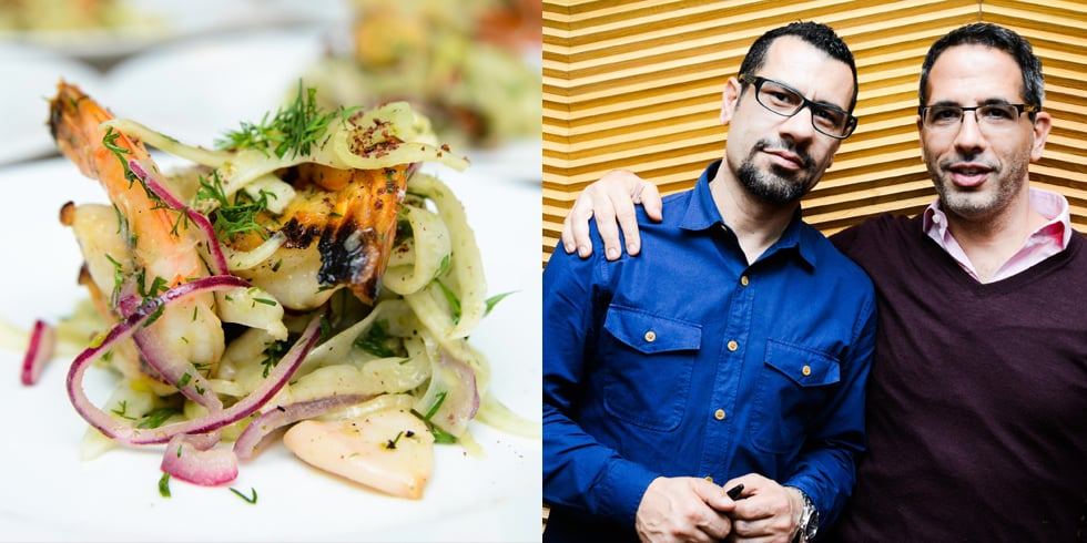 Yotam Ottolenghi and Sami Tamimi Interview