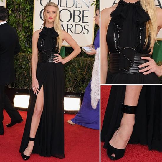 Rosie Huntington-Whiteley   Golden Globes Fashion 2013