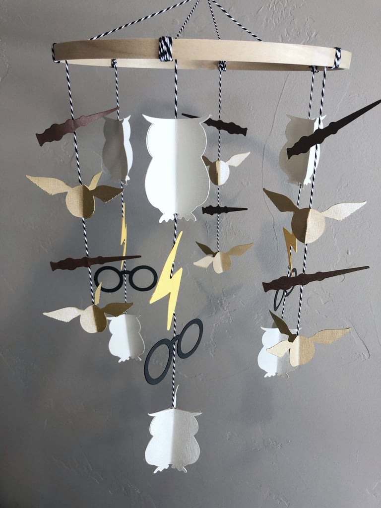 Harry Potter Nursery Mobile