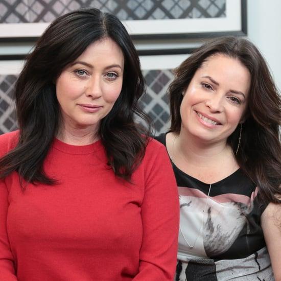 Shannen Doherty Will Stop to Watch 90210 Reruns