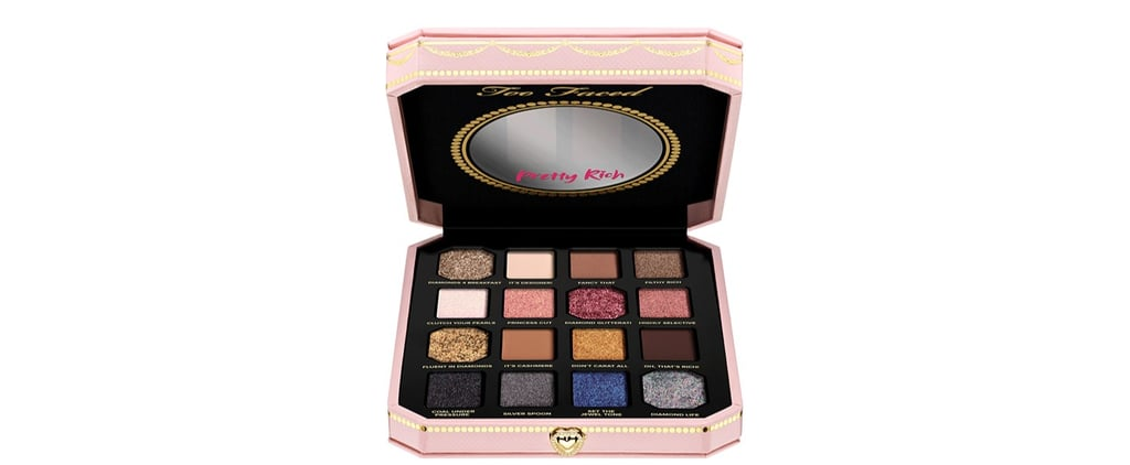 Too Faced Pretty Rich Diamond Light Eyeshadow Palette Review