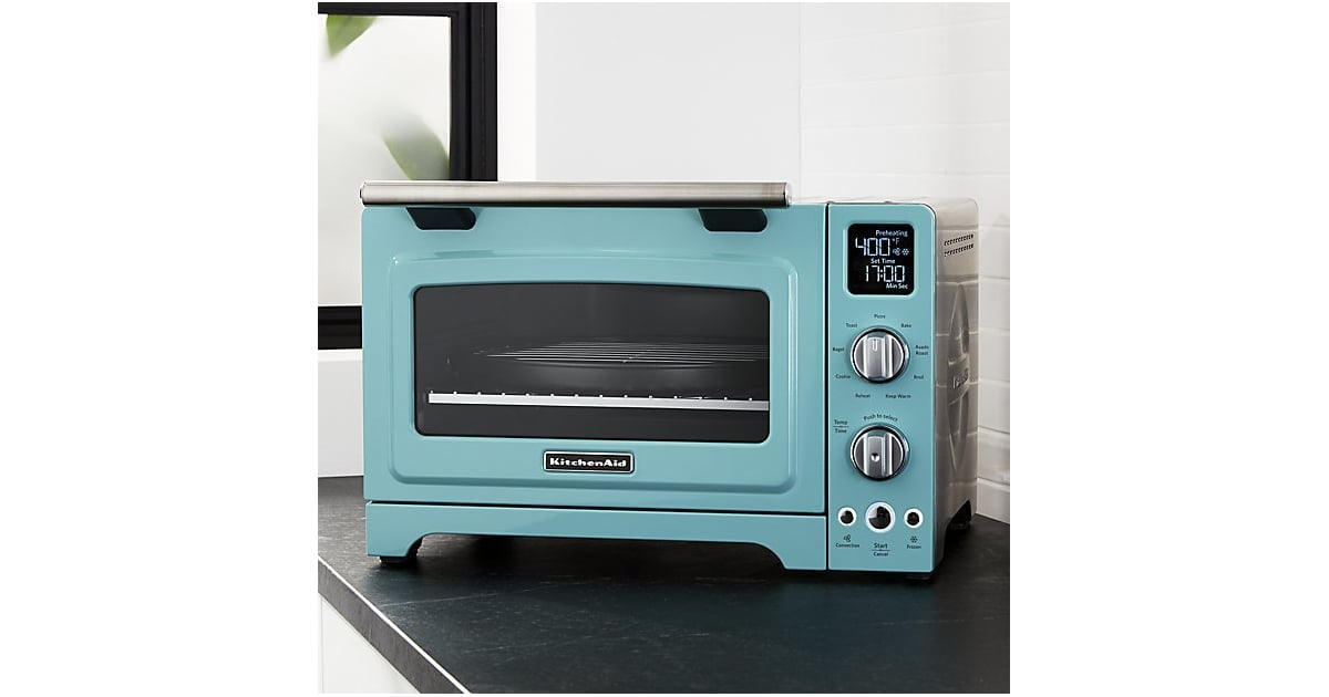 Kitchen Aid Digital Convection Oven 15 Retro Inspired