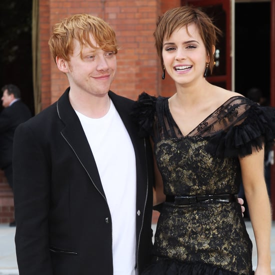 Emma Watson and Rupert Grint Kiss: Video